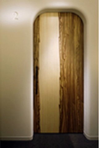 診察室ドア